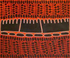 Bett Gallery Hobart - Aboriginal Art - Mitjili Napurrula