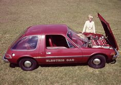 Electric Pacer - a project of the NASA Glenn Research Center, 1977.