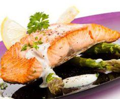 Wasabi-Roasted Salmon