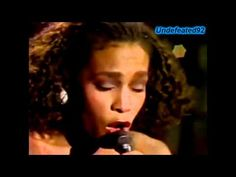 Whitney Houston - Saving All My Love For You LIVE at Letterman 1985.. definitely my favorite of her live performances... aside from the National Anthem... gives me chills.