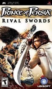 Emularoms: Prince of Persia: Rival Swords ( BR ) [ PSP ]