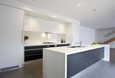 Entrant- Best Kitchens. Month- October. Products used-Laminex Domino Natural Finish.