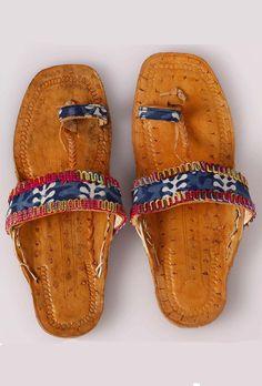 Buy Kolhapuri Chappal Online | Ladies Footwear Online Shopping | Tijori