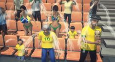 Brazil's embarrassing loss to Germany gets Taiwanese animation treatment (Video).