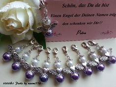 Gastgeschenke - 50 Schutzengel Gastgeschenk Hochzeit Love I - ein Designerstück von Samy157 bei DaWanda