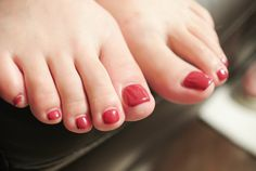Here's Why Getting a Gel Pedicure Is Actually Worth It: Here are several reasons why getting a gel manicure is actually worth it. For one thing, pedicures generally last longer than manicures. Gel Pedicure, Manicure Gel, Manicures, Pedicure Colors, Gel Nail, My Toenail Fell Off, Nail Bed Damage, Marie Claire, Nailed It