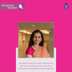 A 52 years old female with a vibrant future in the banking system of India, non-other than Chanda Kochhar, The president of India's biggest private bank, ICICI has been an #InspiringWomen with the message of women empowerment. JAYCEE HOMES salutes your contribution towards setting an example for other women.