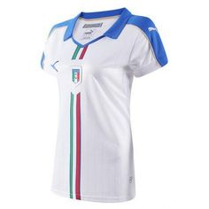 Maillot Italie Euro Femme 2016 Extérieur Mon Cheri, Euro, Sports, Tops, Fashion, Football Shirts, Italia, Women, Hs Sports