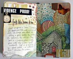 Art journal |