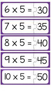 Multiplication puzzle for school Math Tables, Was Ist Pinterest, Math School, Math Multiplication, Third Grade Math, Homeschool Math, Math For Kids, Math Skills, Teaching Math
