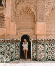 An unforgettable 3 weeks in Morocco, a place which left me with a love-hate feeling. We flew into Marrakech from Barcelona & started our trip staying at Le Riad Yasmine which is a stunning lit… Casablanca, Adventure Awaits, Adventure Travel, Oh The Places You'll Go, Places To Travel, Travel Destinations, Lauren Bullen, Le Riad, Photo Voyage