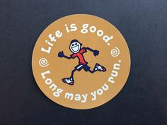 """This is the perfect laptop sticker. approx. 4"""" x 4"""""""