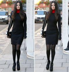 Selena Gomez in London. (via fuckyeahselenita on tumblr)
