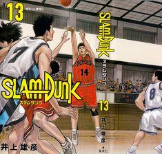 Manga Covers, Comic Covers, Kuroko, Slam Dunk Manga, Inoue Takehiko, Manga News, Manga Pages, Great Stories, Slammed