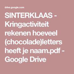 SINTERKLAAS - Kringactiviteit rekenen hoeveel (chocolade)letters heeft je naam.pdf - Google Drive