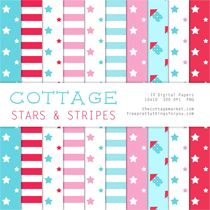 Free Digital Scrapbooking Paper - Free Pretty Things For You