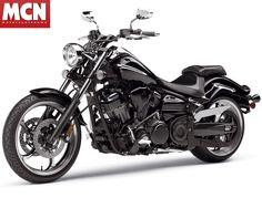 Custom Yamaha Cruiser Motorcycle