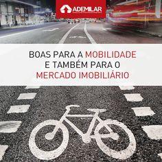 As ciclovias não apenas garantem a redução da poluição e a ocupação de áreas ociosas, como também valorizam os imóveis do entorno e beneficiam o comércio de rua.