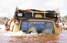 Land Rover Discovery - 1992: Guyana – Discovey 200Tdi five doors