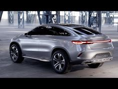 NEW Mercedes Concept Coupé SUV - YouTube