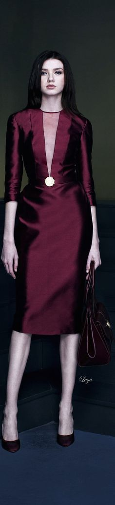 "GEORGES HOBEIKA Ready-to wear ""Signature"",Fall-Winter 2014-15"