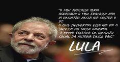 Lula: sei quem me<BR>quer de volta
