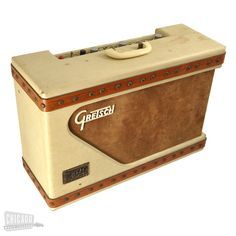 GRETSCH Electromatic Roundup Amp 1961 | Chicago Music Exchange