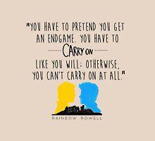 Carry on, Simon