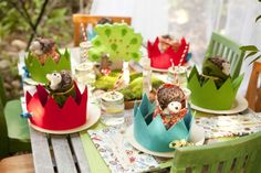 wild things party (disposable decor)