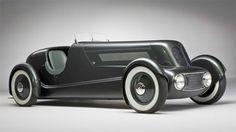 FFFFOUND! | Edsel Ford's 1934 Model 40 Speedster | Retronaut
