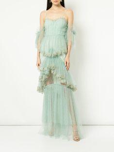 Shop now Alice Mccall Stillness gown for at Farfetch UK. Cheap Dresses, Elegant Dresses, Sexy Dresses, Summer Dresses, Pretty Dresses, Designer Evening Dresses, Designer Gowns, Evening Gowns, Designer Clothing