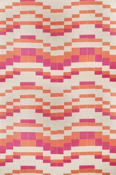 Christopher Farr launches two patterned textiles from Anni Albers archive Textile Pattern Design, Textile Patterns, Fabric Design, Geometric Patterns, Textile Art, Print Design, Print Patterns, Anni Albers, Josef Albers