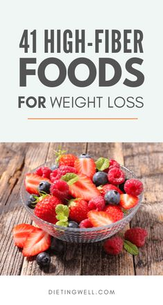 Proven Weight loss for women over 40 Methods. The Ultimate List Of 41 High Fiber Foods The best sources of fiber include whole grains, fruits,vegetables, beans, nuts and seeds. Here is a list of 41 high-fiber foods that taste good. Healthy Food List, Healthy Fruits, Healthy Eating Tips, Health And Nutrition, Healthy Recipes, Diabetic Recipes, Drink Recipes, Healthy Eats, Healthy Foods