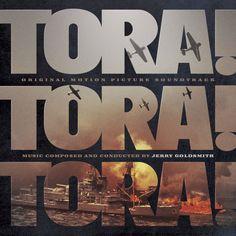 Tora! Tora! Tora! Jerry Goldsmith La-La Land Records