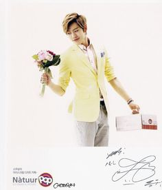 Dongwoo ♡ #INFINITE - Natuur Pop Postcard
