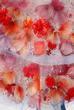 This is beyond beautiful. Makes me weep. Chanel * SS 2015 Haute Couture Details