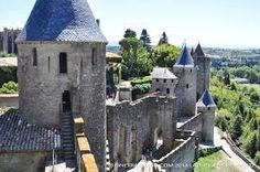 Image result for things to do in carcassonne Carcassonne France, Stuff To Do, Things To Do, Tower Bridge, Isabelle, Holiday Fun, Mansions, House Styles, Castles