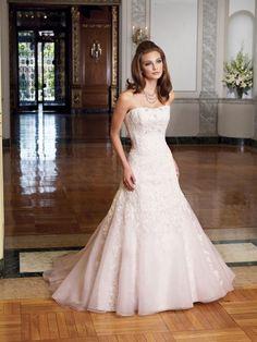 Phoenix-Vestido de Noiva em organza - dresseshop.pt
