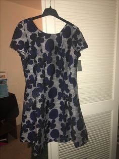 Floral dress from Modcloth. NWT. Size 16.