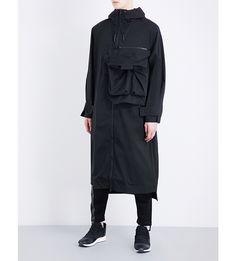 Y3 - Oversized shell jacket | Selfridges.com