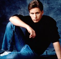 Emilio Estevez. I must have watched Mighty Ducks a thousand times because of him lol