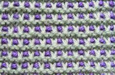 Resultado de imagen de slip stitch knitting