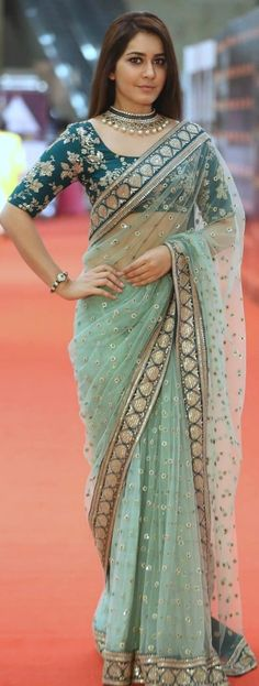 How to Select the Best Modern Saree for You? Sabyasachi Sarees, Indian Sarees, Lehenga Choli, Net Saree, Indian Attire, Indian Wear, Indian Dresses, Indian Outfits, Collection Eid