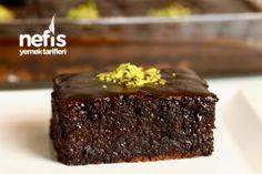 Bol Soslu Islak Kek (Pastaneden Alınmış Gibi) - Nefis Yemek Tarifleri