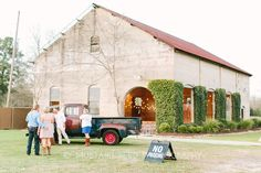 Olde Dobbin Station, Montgomery, TX Weddings by J Low Events www.jlowevents.com