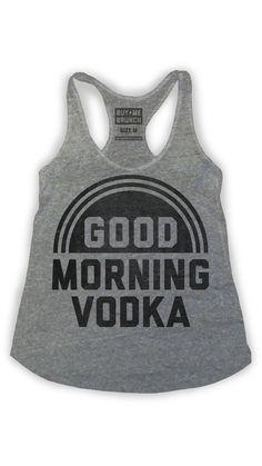 Good Morning Vodka