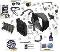 4 0 liter 242 amc engine parts for jeep tj yj xj zj wj rh pinterest com