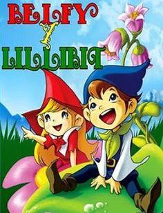 Imagenes de dibujos animados: Belfy y Lillibit