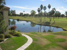 Fairways at Arrowhead Condominiums 2 Beautiful view of the Golf Course. bedroom, 2 bath, 1,253sqft  www.lorihomes4you.com #arrowhead #azrealestate #Furtmannrealestate