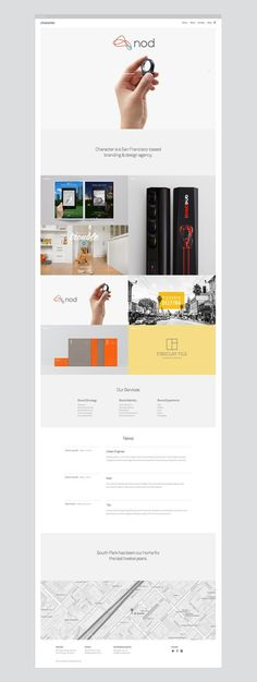 40+ Trendy Website Designs For Your Inspiration